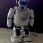 高齢者福祉施設のレクレーションでロボットが大活躍。