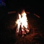 人間はなぜ火に魅せられるか。