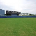 野球場という子どもの遊び場