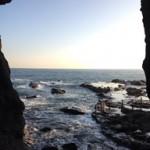 江ノ島初詣は岩屋のパワースポットつき