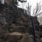 品川神社の富士塚、この細部のこだわりこそ日本人の誇れるわざ。